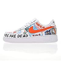 Nike Air Force 1 '07 Just Do It AF1 New Arrival Breathable Utility Men Skateboarding Shoes Low Comfortable Sneakers 923088-100