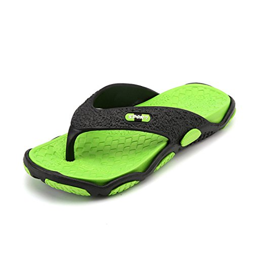 Men's Fashion Durable Comfortable Flip Flops Slippers as picture 2