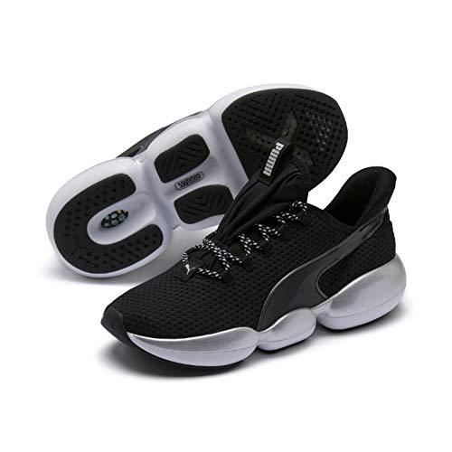 Puma Damen Mode XT WNS Fitnessschuhe, Schwarz Black White, 41 EU