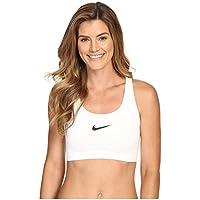 Nike Damen Classic Swoosh Sport-BH mit Mittlerem Halt