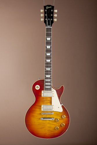 GIBSON 1960 LES PAUL REISSUE VOS WASHED CHERRY + MALETIN