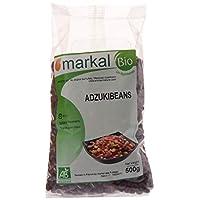 Organic Adzuki Beans by Markal ,500gm (Red)