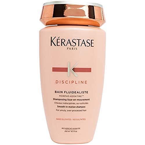 Natürliche Haar-farbe Verbesserung Shampoo (Kérastase Discipline Bain Fluidealiste No Sulfates 250ml)
