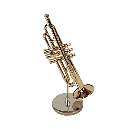 miniatur-musik-instrument-trompete-modell-deko-ornament-12cm