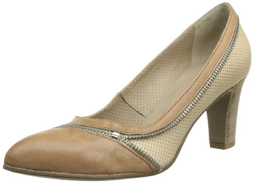 Fru.it Lux, Chaussures de ville femme Marron (Lux Ecru/Lux Natural)