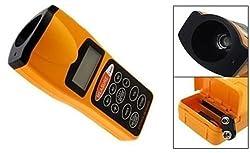 LCD Ultrasonic ENTFERNUNGSMESSER Laser Messgerät Distanz