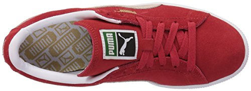 Puma Classic Wns, Damen High-Top Sneaker Rot