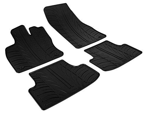 Preisvergleich Produktbild Gummimatten in Reifen-Design für Seat Ateca ab 2016
