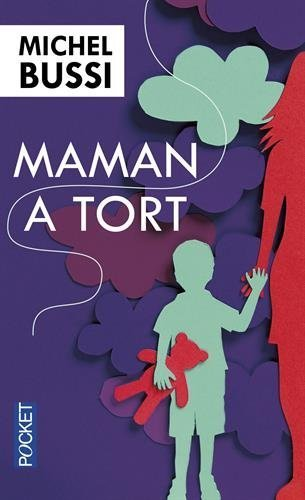 Maman a Tort by Michel Bussi (2016-05-04)