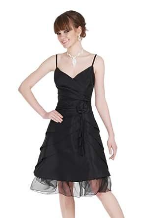 Austen vestito sera basic senza maniche donna for Amazon offerte abbigliamento