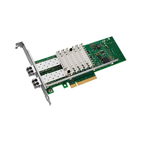 Dell Netzwerkkarte und Adapter Dual-Port, 10 GB, DDR5+ PCI-E NIC XYT17 (überholt)