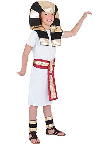 Imagen de disfraz egipcio para niño  único, 7 a 9 años