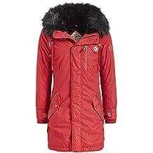 Suchergebnis auf Amazon.de für  Khujo mantel damen rot c725dfd6be
