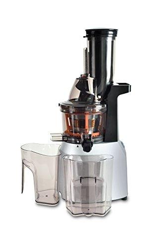 Solis 921.66Licuadora para zumo, Smoothie o postre, frutas, duras y suave Frutas/verduras, tecnología de kaltpres, Multi Slow Juicer XXL (tipo 862)