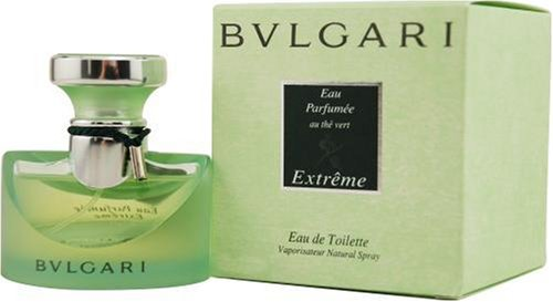BVLGARI EXTREME AU THE VERT Eau de Toilette 50ml VAPO,