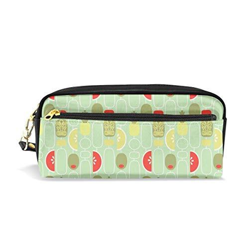 Tiki Weekend_30016 Kosmetiktaschen Federmäppchen Portable Travel Makeup Organizer Multifunktions-Tasche Taschen für Frauen -