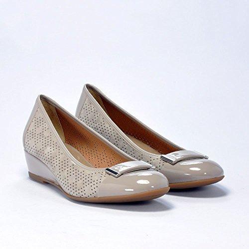 Ballerina scarpe per le donne, color Beige , marca STONEFLY, modelo Ballerina Scarpe Per Le Donne STONEFLY MAGGIE II Beige