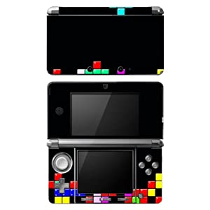 "Disagu Design Skin für Nintendo 3DS Design Folie – Motiv ""Tetris No. 1"""