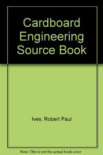 Cardboard Engineering Source Book