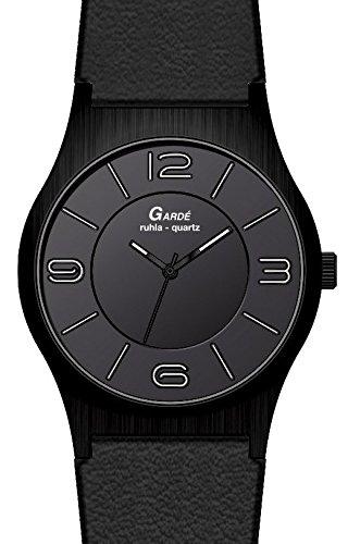 Garde' Uhren aus Ruhla Herrenuhr Elegance 23621 Slim Design