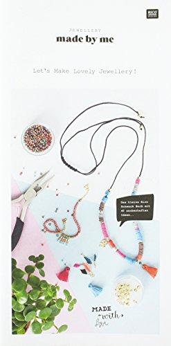 Jewellery made by me: Let\'s Make Lovely Jewellery! Das kleine Rico Schmuck Buch mit 40 zauberhaften Ideen ...
