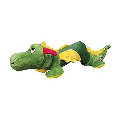 KONG Shakers Dragon Dog Toy, Medium/Large