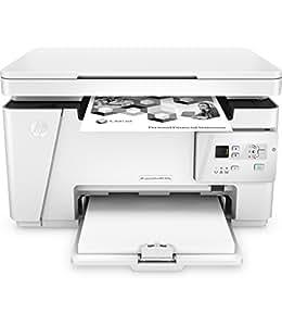 HP LaserJet Pro M26a Stampante Multifunzione Monocromatica, Stampa, Copia, Scansione, Bianco