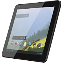 BQ Curie 2 - Tablet de 8 pulgadas (Wi-Fi, Bluetooth, 16 GB, Android 4.1), negro