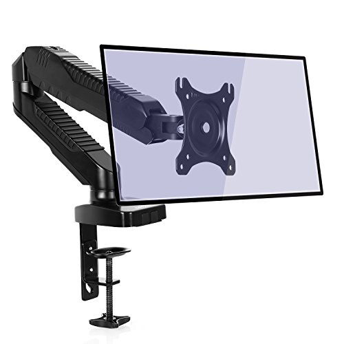 SIMBR Monitor Arm Stand Desk Mount Bracket for 15