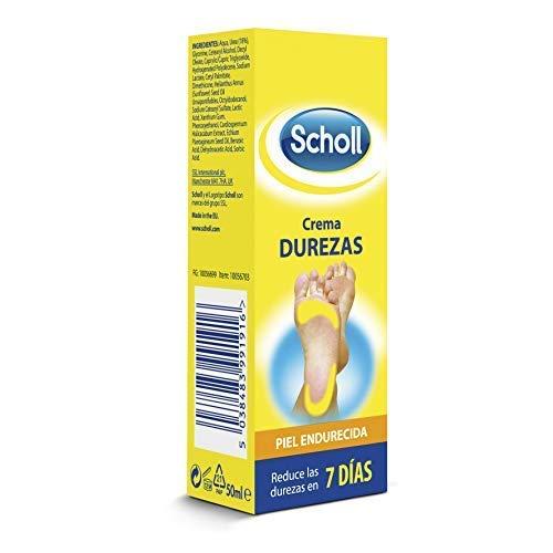 Scholl Crema para Durezas Pies, 60ml