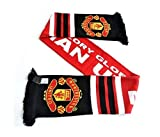 Manchester United Original FC Glory Glory Schal/Scarf Red Devils