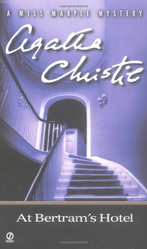 Book cover for At Bertram's Hotel