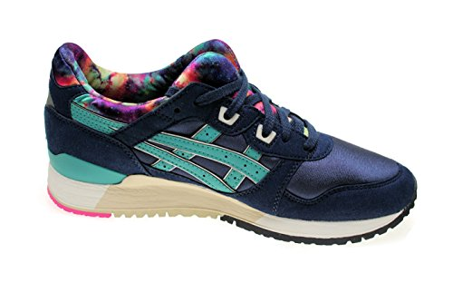 Asics Gel Lyte III – Navy / Latigo Bay - Women's Navy