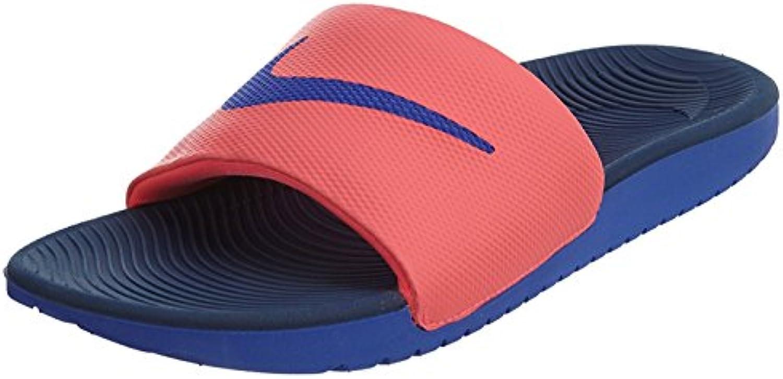 Nike Women'S Kawa Slide Sandal, Azul (Hot Punch/Paramount Blue), 40.5 B(M) EU/6.5 B(M) UK