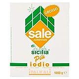 Sale di Sicilia Più Iodio Grosso - 1000 gr