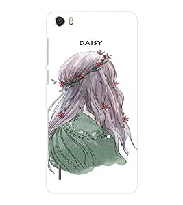 EPICCASE Daisy Mobile Back Case Cover For Huawei Honor 6 Plus (Designer Case)