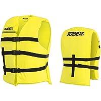 Jobe Universal Chaleco Nailon Unisex Natación Botas Moto Acuática Wakeboard Esquí Acuático Chaleco amarillo