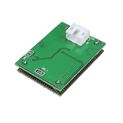 41rgbiO46 L - QXY ZYQ 5.8GHZ Módulo de Sensor de Radar de microondas Interruptor de detección Inteligente 6-9M Control de Inicio módulo