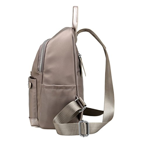 Rucksack-Naht-Reißverschluss-Rucksack-Oxford-beiläufige Tasche Darkblue
