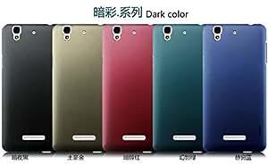 Original Pudini® Dark Green color Poly Carbonate Case for Micromax Yu Yureka With Free Screen Guard