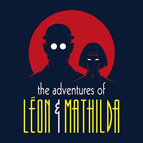 The Adventures Of Leon And Mathilda Women's Vest Navy blue