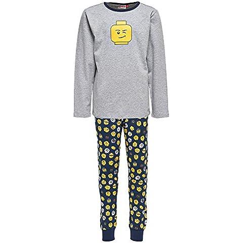 Lego Wear Classic Nicolai 720-Nightwear Pyjama Set, Pigiama Bambino