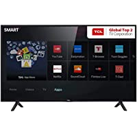 TCL 80 cm (32 Inches) HD Ready LED Smart TV 32S62S (Black)