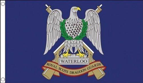 Scottish Flag (Schottische Flagge, englischer Aufdruck
