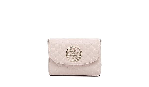 GUESS G Lux Mini Crossbody Blush: Amazon.it: Scarpe e borse