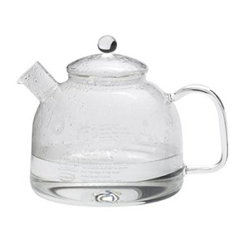 Trendglas Jena Innovativer Wasserkocher / Wasserbereiter, aus Borosilikat-Glas (1,75 Liter)