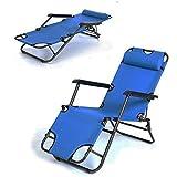 KAWACHI Comfortable Easy Folding Reclining Chair