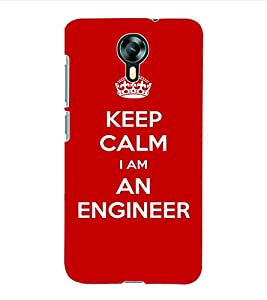 Colourcraft Engineer Quote Back Case Cover For Micromax Canvas Xpress 2 E313