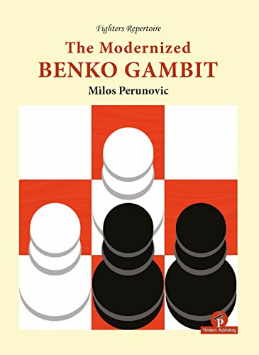 The Modernized Benko Gambit (The Modernized Series) por Milos Perunovic
