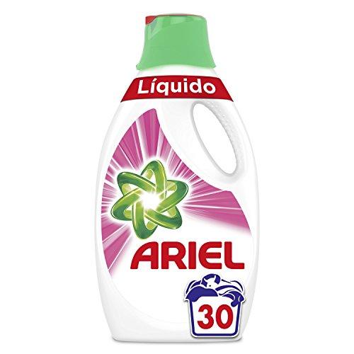 Ariel Sensaciones Detergente Líquido de 1,65l - 30 Lavados